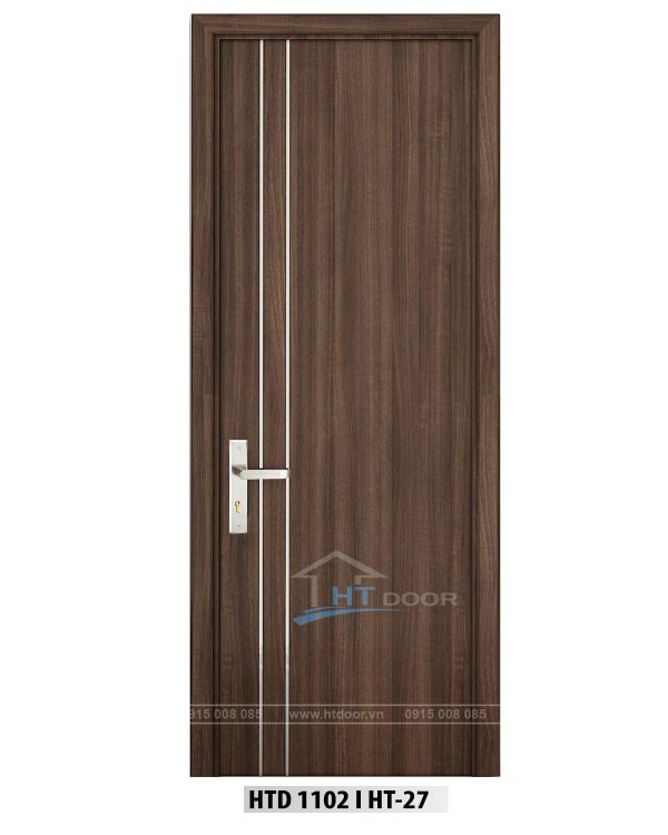 Hình ảnh cửa nhựa composite HTD 1102 HT27