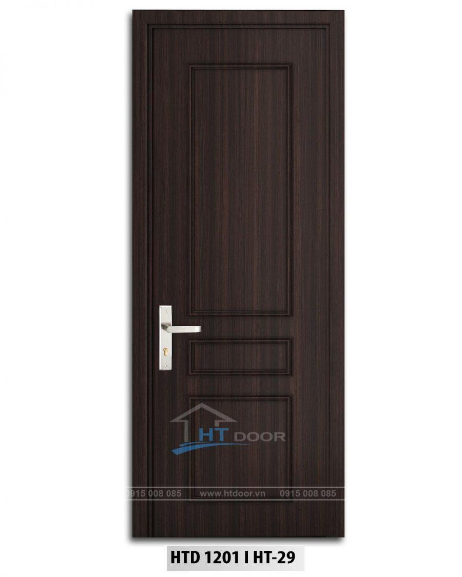 Hình ảnh cửa nhựa composite phào chỉ HTD1201