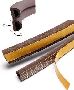 Hệ gioăng cửa nhựa composite HTdoor