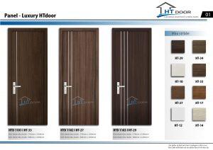 Tổng kho cửa nhựa composite HTdoor