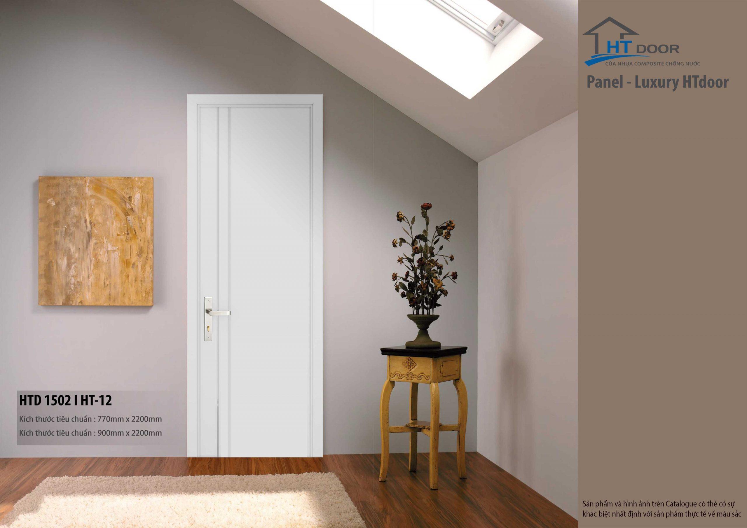 Cửa gỗ nhựa composite sơn bệt cao cấp
